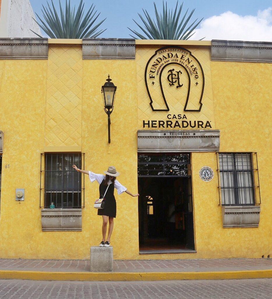 Tequila Express Jalisco Maria Mina